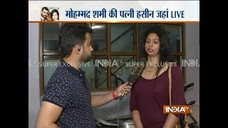 Download Mohammed Shami threatened to kill me: Hasin Jahan to India TV Video