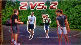 Download INTENSE 2 vs 2 Basketball Game for FREE SHOES Video