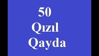 Download Məntiqdən 50 Qızıl Qayda Video