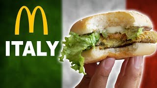 Download WE TRY McDonalds ITALY - TOP 10 Video