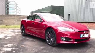Download Our Test Drive: the Tesla Model S P100D 2017 Video