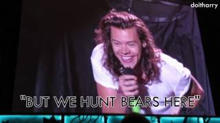 Download Harry Styles King of Entertaining the Crowd - Part 1 Video