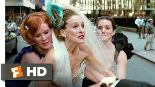 Download Sex and the City (3/6) Movie CLIP - Carrie's Humiliated (2008) HD Video