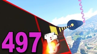 Download Grand Theft Auto 5 Multiplayer - Part 497 - Crazy Moon Spiral! Video