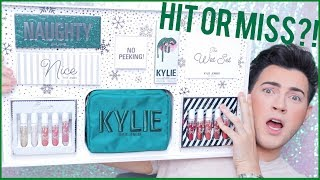 Download KYLIE COSMETICS HOLIDAY COLLECTION! BRUTALLY HONEST REVIEW & DEMO! Video