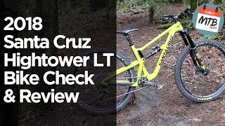 Download The One Long Travel 29er to Rule Them All - 2018 Santa Cruz Hightower LT Bike Check & Review Video