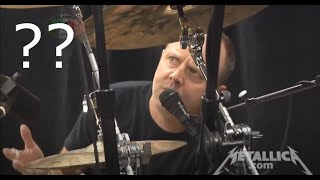 Download Lars can't play drums? Video