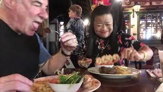 Download เมียฝรั่งเศรษฐีพันล้าน บุกร้านอาหารเมลเบิร์น ออสเตรเลีย A Celebration Lunch with the family Video