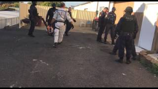 Download NSW POLICE: Lone Wolf Coffs Harbour Raid Vision Video
