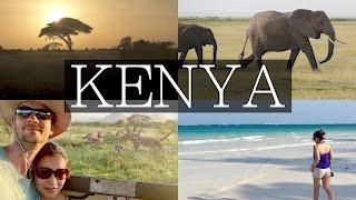 Download 3 Day Kenya Safari Drive! Plus Diani Beach, Amboseli, Tsavo West Tour | Vlog Video