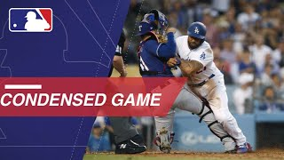 Download Condensed Game: TEX@LAD - 6/13/18 Video