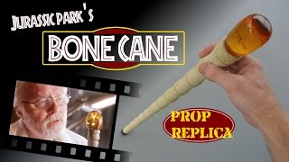 Download Building the mosquito in amber cane (from Jurassic Park) Video