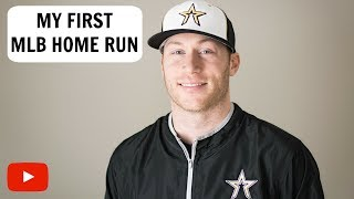 Download My First MLB Home Run Video