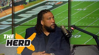 Download Donald Penn knew Derek Carr would be special long before this season | THE HERD (FULL INTERVIEW) Video
