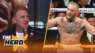 Download Michael Rapaport to Conor McGregor: 'Stay away from boxing' | THE HERD Video
