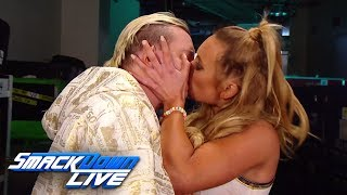 Download Carmella accepts Ellsworth's apology… with a kiss: SmackDown LIVE, Sept. 5, 2017 Video