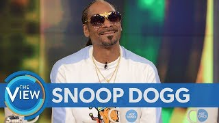 Download Snoop Dogg Weighs In On Kanye's Controversial Comments, Friendship With Martha Stewart | The View Video