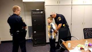Download Why 9-Year-Old Boy With Autism Got Arrested at School Video