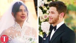 Download Moments You Didn't See From Nick Jonas And Priyanka Chopra's Wedding (Behind The Scenes) Video