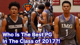 Download Collin Sexton vs Trevon Duval!! Top Point Guards BATTLE For #1 Spot In The Country!! | IMG vs PBrook Video
