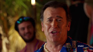 Download ASH vs EVIL DEAD Season 2 TRAILER (2016) Starz Series Video