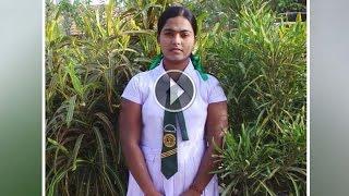 Download pungudutivu school girl vidya - poetry Video