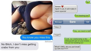 Download Worlds Worst Breakup Texts! #3 Video