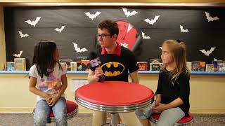 Download Jonah talks Halloween with first-, second-graders Video