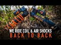 Download We Ride FOX Coil & Air Shocks Back-to-Back Video