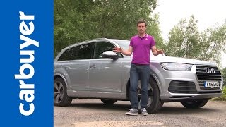 Download Audi Q7 SUV in-depth review - Carbuyer Video