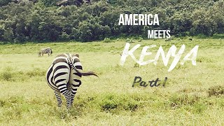 Download America Meets Kenya | Part 1 | Hell's Gate, Naivasha Vlog Video