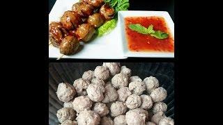 Download Beef Meatball *( ធ្វើប្រហិតសាច់គោ )* - khmer Video