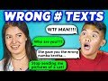 Download TEENS READ 10 WRONG NUMBER TEXTS (REACT) Video