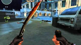 Download CrossFire China - Zombie Mode 4 - 3 Hero (Win).avi Video