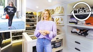 Download Ashley Tisdale Gives a Tour of Her Closet in 180° | Glamour Video