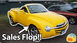 Download 8 Cars That Were Sales Flops!! (No One Bought Them) Video