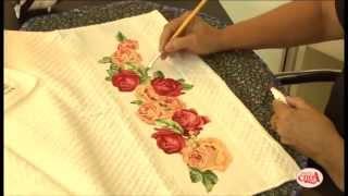 Download Alciana Rossi ensina a fazer uma linda toalha com a Decore Fix. Video