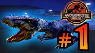 Download T-Wrecks!! || Warpath Jurassic Park (PS1) Ep 1 [ Jurassic Park Month ] Video
