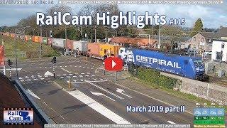 Download RailCam Highlights #115 Video