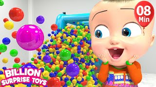 Download Lot of Surprise TOYS for Children Song - Animation Songs for Babies Video
