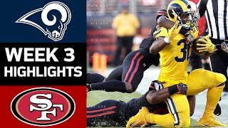 Download Rams vs. 49ers | NFL Week 3 Game Highlights Video