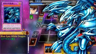 Download Yu-Gi-Oh! 5D's Tag Force 6 - Blue-eyes Ultimate Dragon! Seto vs. Jack! Video