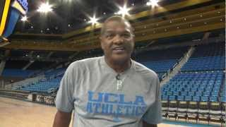 Download Marques Johnson Gets 1st Dunk in New Pauley Pavilion Video