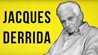 Download PHILOSOPHY: Jacques Derrida Video
