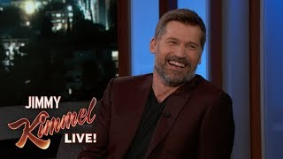 Download Nikolaj Coster-Waldau on Being Terrified in an Ice Cave & Living in LA Video