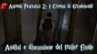 Download Animali Fantastici 2: I Crimini di Grindelwald Trailer Finale - Analisi e discussione Video