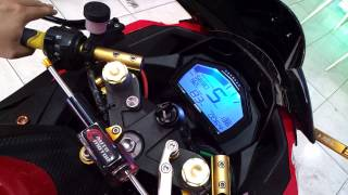 Download Translogic MicroDash 3 on Ninja 250FI (Ninja 300) - Auto Motor Makassar Video