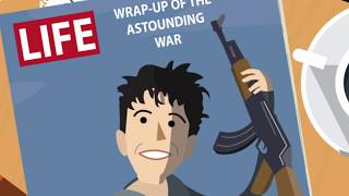 Download The Six Day War - in Animation Video