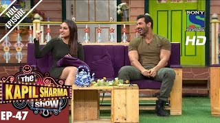 Download The Kapil Sharma Show - दी कपिल शर्मा शो-Ep-47-Sonakshi and John in Kapil's Show –1st Oct 2016 Video
