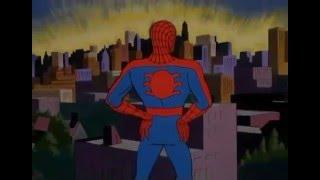 Download SPIDERMAN 1967 Cartoon Intro Video